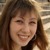Heerlijk jongedametje uit Flevoland haar sneetje betasten