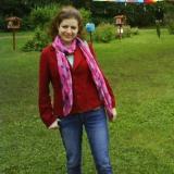 Heerlijk vrouwtje uit West-Vlaanderen haar sneetje betasten