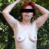 Nudista 60 uit Hoogland, Utrecht