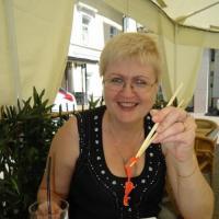 Bloedheet dametje uit West-Vlaanderen haar poes betasten